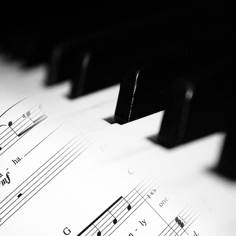 How to make a piano photogenic ? | Awesome Photographies | Scoop.it