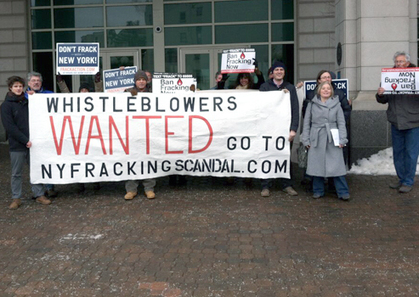 New Website Exposes NY Fracking Scandal | EcoWatch | Scoop.it