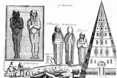 Embalsamamiento: el arte de la inmortalidad | A TRAVÉS DEL TIEMPO | Scoop.it