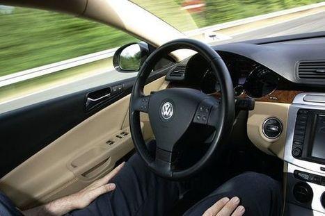 VW draws nearer to driverless cars | Autonomous Vehicle Impacts | Scoop.it
