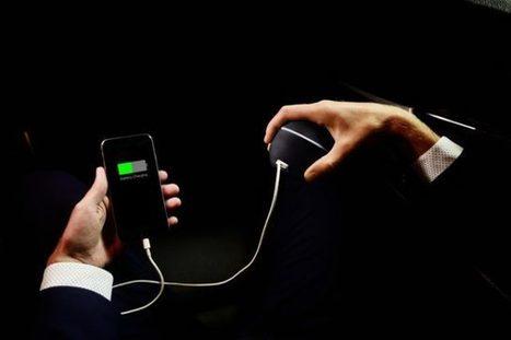 Avec HandEnergy, rechargez votre smartphone avec la force du poignet | Matériel informatique : nouveautés, produits originaux, nouvelles idées... | Scoop.it