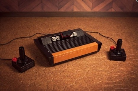 Mini Atari 2600 and Commodore 64 LEGO Kits: 8-Bit Bricks | All Geeks | Scoop.it