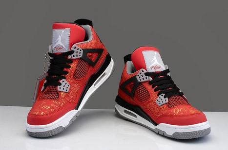 Air Jordan 4 Corporate Custom for Sale | Air Jordan shoes | Scoop.it