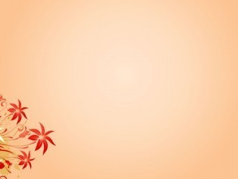 Simple flower template PPT Backgrounds | Free PowerPoint Backgrounds | Scoop.it