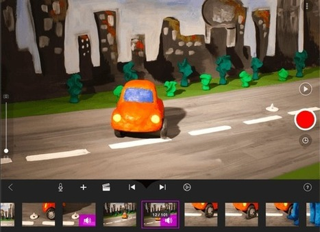 Stop Motion Studio – UKEdChat.com | e-learning at school | Scoop.it
