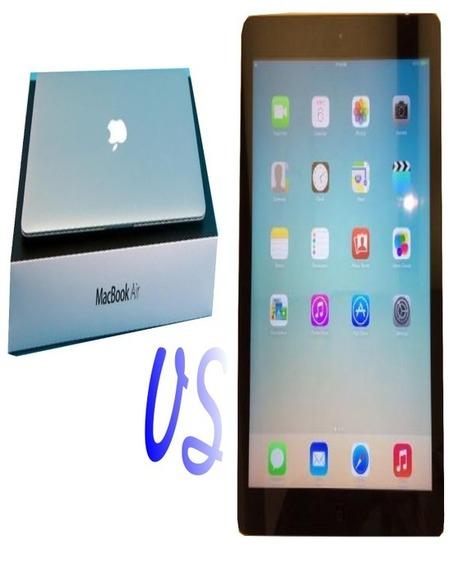 iPad Air vs MacBook Air Different Advantages and Best Choice | Gadget plus | Scoop.it