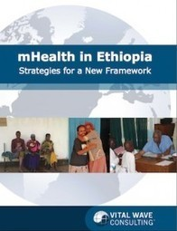 """Ethiopia: A """"learning lab"""" for national mHealth strategy 