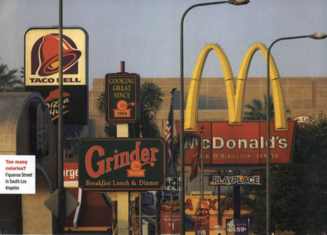 Fast-food -- Should what we eat be the government's business?   7th Grade Debate Articles   Scoop.it