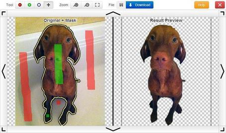 Easily Remove Image Backgrounds Online - ClippingMagic | e-learning resources | Scoop.it