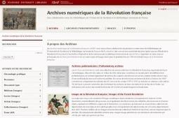 Archives numériques de la Révolution française: des images plein les yeux - enfants de l'histoire | Histoire en français SVP | Scoop.it