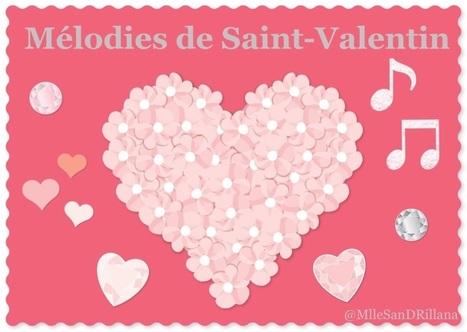 Mélodies d'amour | Remue-méninges FLE | Scoop.it