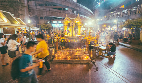 Erawan Shrine | World Spirituality and Religion | Scoop.it