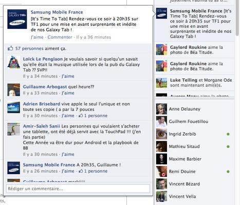 Breaking news: un Twitter Like dans Facebook? | Actualité des médias sociaux | Scoop.it