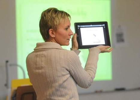 North Hills teachers learn how to incorporate 'iPads in the Classroom' - Tribune-Review | ipadintheclassroom | Scoop.it