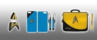 Star Trek FIRST LOOK: New Trek Messenger Bags, USB and Cases   StarTrek   Scoop.it