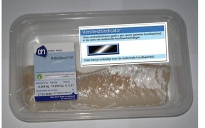 Packaging tells smartphone when fish has gone off   Intelligent Packaging   Scoop.it