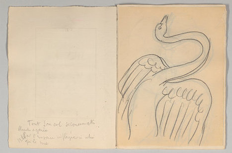 Bookmarking Book Art - Henri Matisse  | Books On Books | Scoop.it