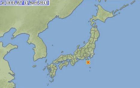 No tsunami warning after M6.2 earthquake strikes island off Japan - globalnews.ca   Tectonic events   Scoop.it