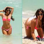 Photos : Claudia Romani (Secret Story 9) sexy à la plage | Radio Planète-Eléa | Scoop.it