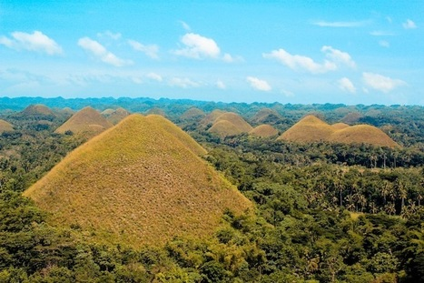 The Chocolate Hills and the Giants - Bohol, Philippines | Philippine Travel | Scoop.it