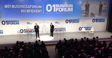 01 Business Forum : réussir sa renaissance digitale   Marketing, Retail, Shopper,  Luxe,  Expérience Client, Smart Store, Future of Retail, Omnicanal, Communication, Digital   Scoop.it