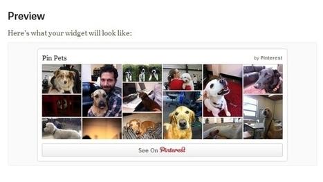 Pinterest presenta sus herramientas para empresas, incluyendo nuevos términos de uso | Pinterest | Scoop.it