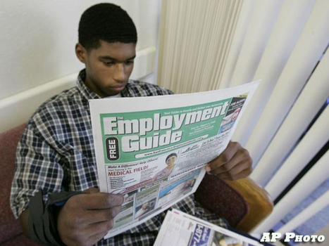 American youth unable to find a job and living with their parents; Where is the economic recovery...? | News | Scoop.it