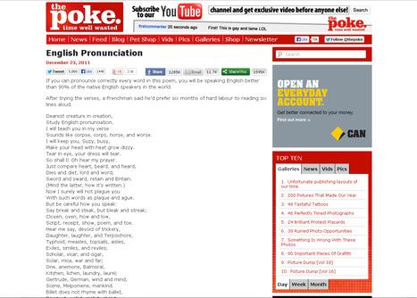 English Pronunciation   English   Scoop.it