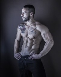 Fitness model interview: Eric Leto | The 5 Chambers Of Fitness | Scoop.it