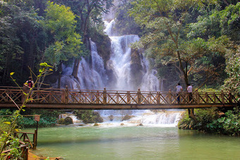 Cataratas Kuang Si en Luang Prabang | Laos | Scoop.it