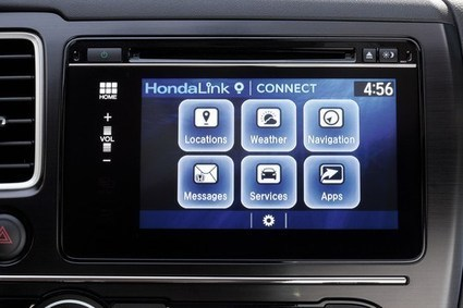 Honda revamps its Link connected car system, making it very iPhone friendly | Mobile Technology | Scoop.it