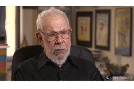 Cartoonist Al Jaffee Discusses the Art of the MAD Fold-In | Creating Comics | Scoop.it