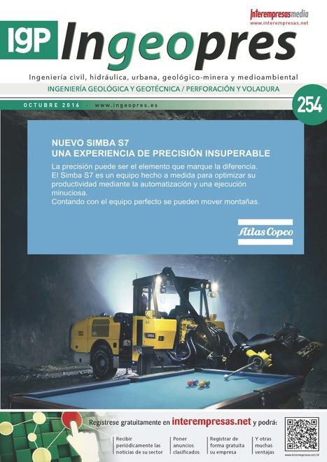 Ingeopres, nº 254 (2016)   Ingeniería Civil   Scoop.it