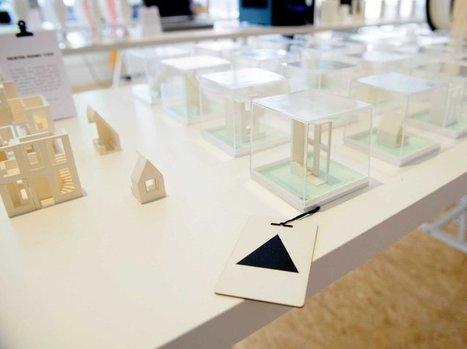 La construction de la première maison au monde imprimée en 3D est en cours | Impression 3D, Hacker Spaces, FabLab & Co. | Scoop.it