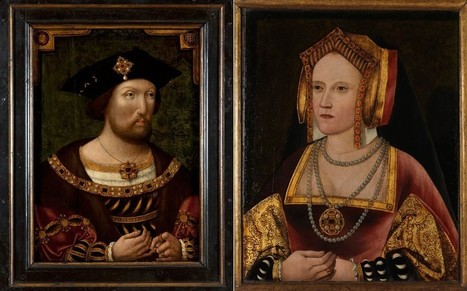 Tudor portrait re-identified after experts notice Henry VIII's wife was wearing the wrong clothes - Telegraph | The History of Art | Scoop.it