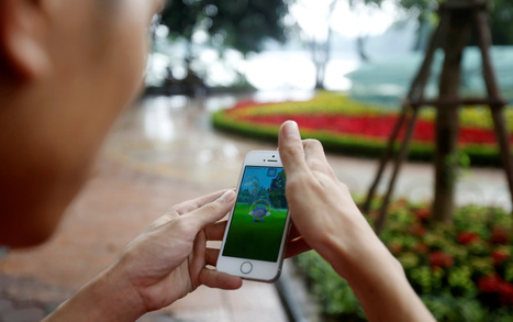Can 'Pokémon Go' Make You Healthier? | 3D Virtual-Real Worlds: Ed Tech | Scoop.it
