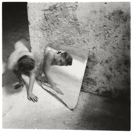Francesca Woodman bientôt à la Fondation Henri Cartier-Bresson | Actuphoto | L'ARTichaut | Scoop.it
