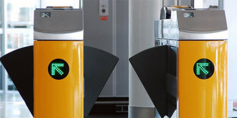 Amsterdam Airport Schiphol installs NFC-enabled boarding gate | Transportation industry | Scoop.it