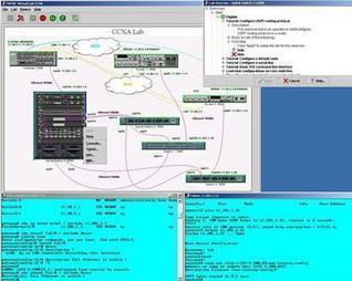Virtual Lab CCNA | Gambit Communications | SNMP Simulator | Scoop.it