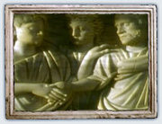 The Roman Empire: in the First Century. The Roman Empire. Life In Roman Times. Weddings, Marriages & Divorce | PBS | Ancient Ritual | Scoop.it