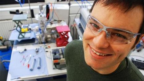 Årets bedste forskningsresultat gavner brintbiler | Natur-teknik | Scoop.it
