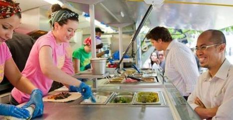 Top 5 : Des food truck 2013 - meltyFood   Veille Food-trucks   Scoop.it