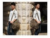 Cool cross body messenger bags by notlie | personalized canvas messenger bags and backpack | Scoop.it