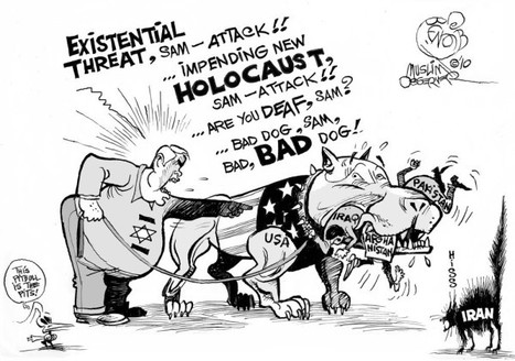 Israel's Pitbull:  UncleSammy the Attack dog! | Human Rights and the Will to be free | Scoop.it