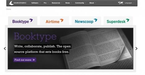 5 herramientas para la creación de ebooks | Teach-nology | Scoop.it