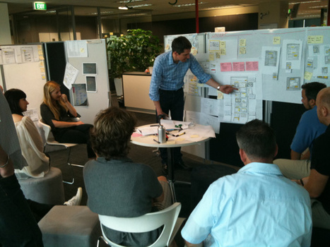 Facilitating Collaborative Design Workshops - a step by step guide for rapidly creating a shared vision for execution | uxperfect | Scoop.it
