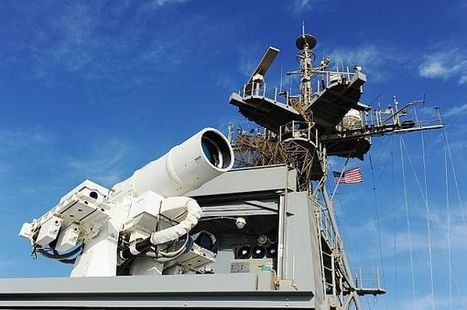 Laser Weapons Come Online in the Arabian Gulf > ENGINEERING.com | US manufacturing | Scoop.it