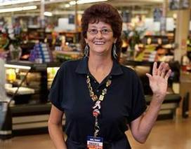 After a Hiatus, Wal-Mart Welcomes Back its Greeters | Kickin' Kickers | Scoop.it
