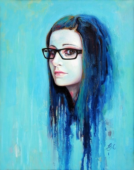 Pastel Portraits by Emma Uber | Best Bookmarks | L'Art, le Graphisme, la Photo etc... | Scoop.it