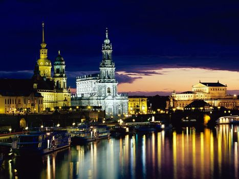 Elbe - Dresden, Germany | | Germany Topic Project | Scoop.it